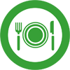 Regionalne wyżywienie, zdrowy posiłek dla rodziny, dzieci